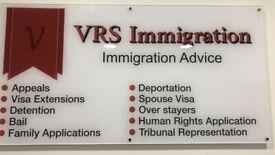 Immigration advice