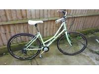 2015 Dawes Pennyroyal Heritage range one off custom made bike