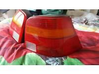 Rear lights Volkswagen Golf MK4 98-04