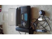 Philips magic 3 primo fax machine