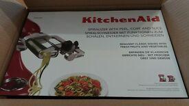 kitchenaid spiralizer brand new unopened