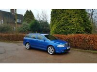 2006 SKODA OCTAVIA VRS 2.0 TURBO NATIONWIDE DELIVERY-CARD FACILITY-3/6/12 MONTHS WARRANTIES