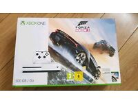 Xbox One S 500gb Forza Horizon 3. New Sealed