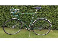 Dawes Galaxy vintage touring bike