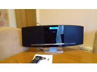 Phillips Micro HiFi System, DAB, CD, iPod, FM