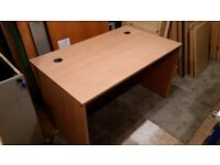 Office computer desk table 2 different sizes perfect condition - Warrington