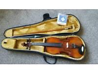 B & H 400 series Violin