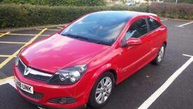 2008 Vauxhall Astra 1.7 Design Diesiel 86000