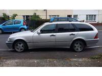 Mercedes estate 1999 auto cdi