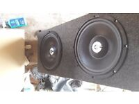 "Dual 12"" Subwoofer"
