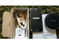 Samsung Galaxy s6 32gb blue slight fault