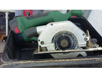 Cordless Circular saw for Spares or Repairs