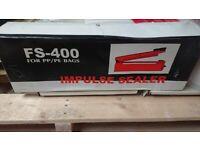 Impulse sealer 400mm