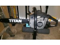 titan 35cc chainsaw