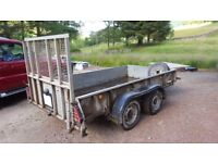 IFOR WILLIAMS GD105 MK3 TRAILER