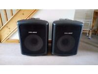 Carlsboro Gamma Active 15 Bass Speakers