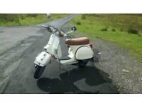 Vespa .125 cc Lml star deluxe 4t 2012 .
