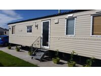 Static Caravan to Hire @ Holiday Resort Unity Farm Brean Sands - Various dates available 2017 only