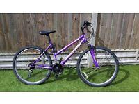 "Mountain bike 26"" Ladies repaired, cleaned"