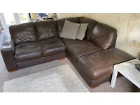 L Shaped Sofa Couch For Sale!!!