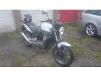 2007 honda cbf 500 abs £700 IF GONE THIS WEEKEND