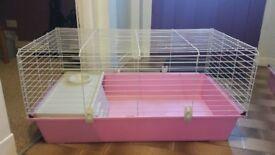 Animals wooden cage 95x50x50cm