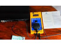 Seaward PAC 500 PAT Safety Tester Portable Appliance Check Professional Electrical Test Business