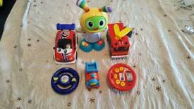 Small child's toys
