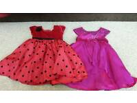 Party dresses age 4