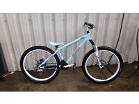 Stunning Mountain Bike / BMX / Dirt Jump FLOW Myth - High components