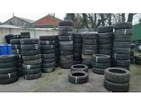 part worn tyres ANY