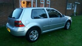 Golf gti 2lt, 11 months MOT left