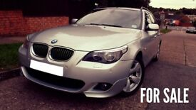 2006 BMW 5 Series 3.0 530d Touring 5dr