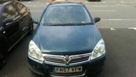 Vauxhall Astra 57 Reg (1.4 Engine, Petrol) , 87K mileage.