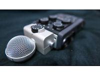 FS: Zoom H6 Portable Audio Recorder