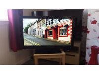 "TECHNIKA 40"" FULL HD/1080P LCD TV (FREEVIEW)"