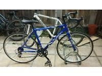 Apollo fusion road race bike ready to ride