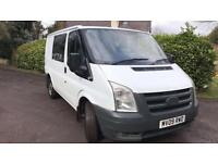 Ford transit T280 LX cruw van 9 seater imaculint condition