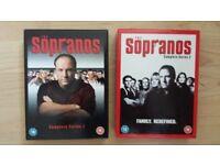 Soprano's Box Sets Series 1 & 2