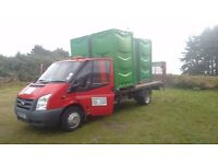 Portable Toilet Delivery Driver / Operative
