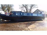 47 ft narrowboat