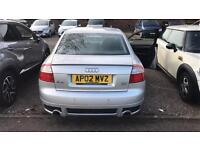 Swap With Audi A4 1.8 turbo