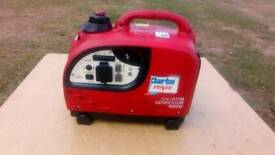 CLARK INVERTER SILENT 4 STROKE GENERATOR IG1000 IN GOOD WORKING ORDER £145