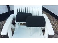 Ford Mondeo rear head rests