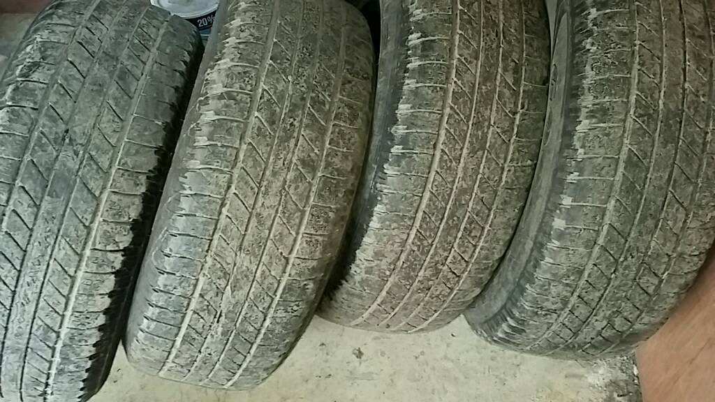 Bargain jeep tyres