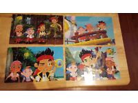 Jake and the Never Land Pirates puzzle