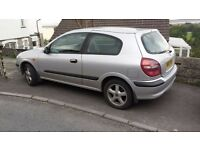 LOW PRICE NISSAN ALMERA - GREAT LITTLE CAR! MOST SERVICE HISTORY - PRIVATE SALE - NR RADSTOCK