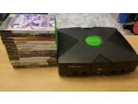 Original Xbox and games.