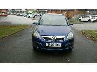 Vauxhall zafira automatic 1.8 petrol 7 seater 12 months mot Hpi clear excellent drive