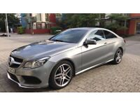 Mercedes-Benz, E CLASS, Coupe, 2014, Semi-Auto, 2143 (cc), 2 doors